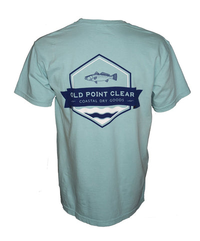 Old Point Clear - New Wave T-Shirt