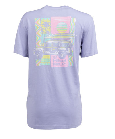 Southern Shirt Co - Ocean Avenue Tee