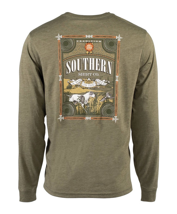 Southern Shirt Co - A Day In The Field Long Sleeve