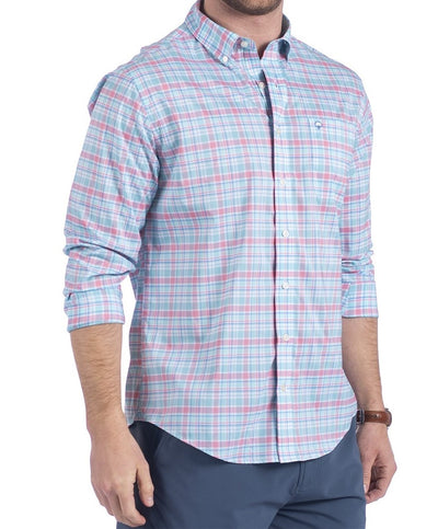Southern Shirt Co - Intracoastal Plaid L/S Shirt