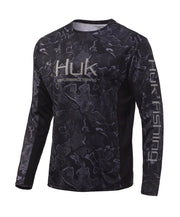 Huk - Icon X Current Camo Long Sleeve