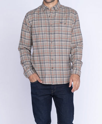 Southern Shirt Co - Porter Heather Flannel