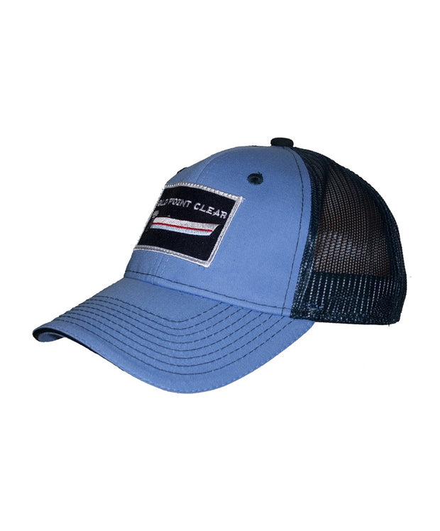 Old Point Clear - OPC Trucker Cap with Velcro