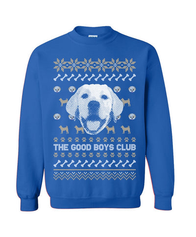 Old Row - The Good Boys Club Tacky Sweater