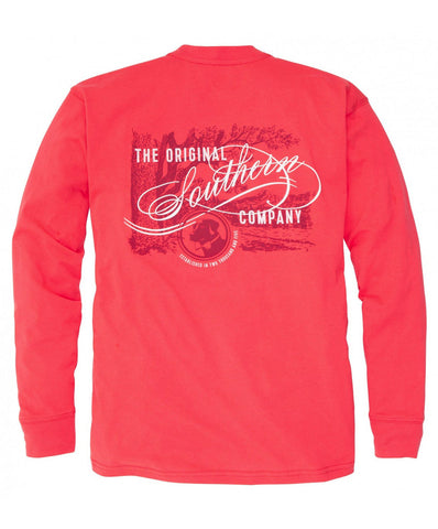 Southern Proper - Original Southern Long Sleeve Tee