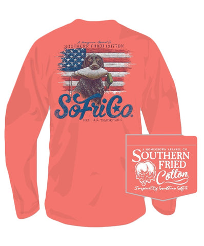 Southern Fried Cotton - Scout Long Sleeve Tee