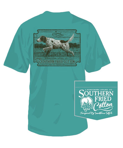 Southern Fried Cotton - Field Hunter Tee