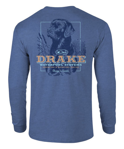 Drake - Stoic Lab Long Sleeve Tee