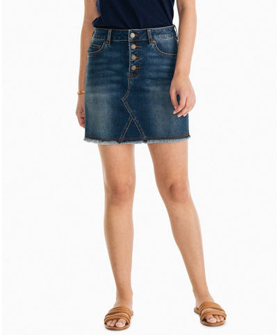 Southern Tide - Gabriela Denim Skirt