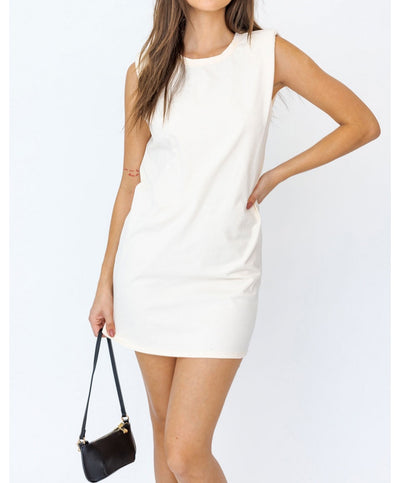 Cut To The Chase Jersey Dress
