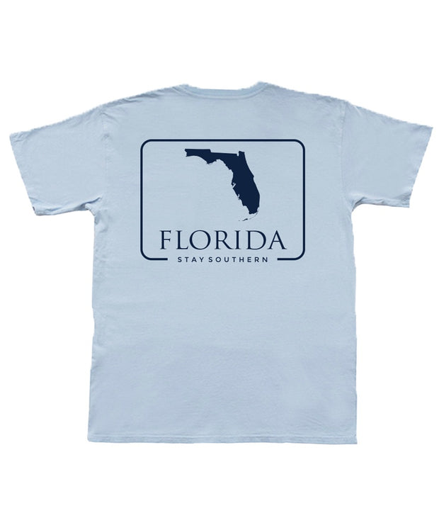 The State Company - Florida State Patch Tee