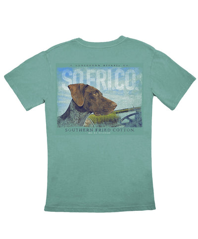 Southern Fried Cotton - Heidi Tee
