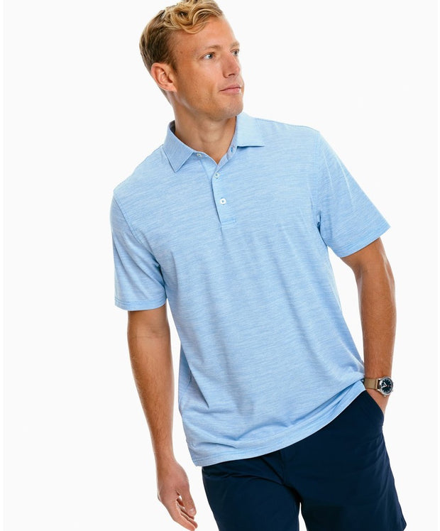 Southern Tide - Driver Spacedye Performance Polo