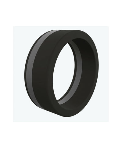 Qalo - Men's Pinstripe Ring