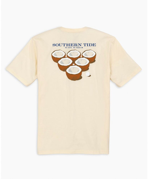 Southern Tide - No Cups, No Problems Tee