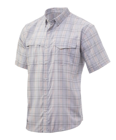 Huk - Tide Point Short Sleeve Plaid
