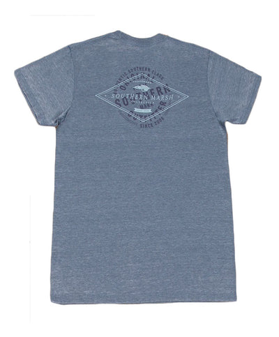 Southern Marsh - Seawash Tee - Diamond Stamp