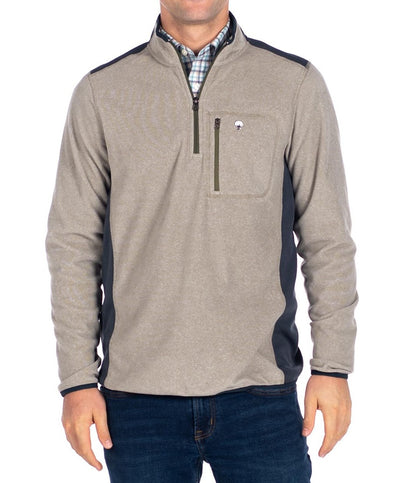 Southern Shirt Co - Trailhead Quarter Zip