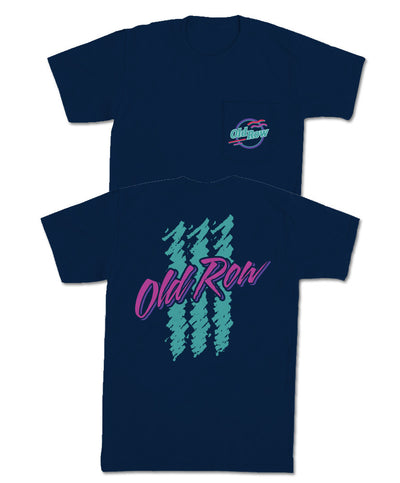 Old Row - 90's Lager Pocket Tee
