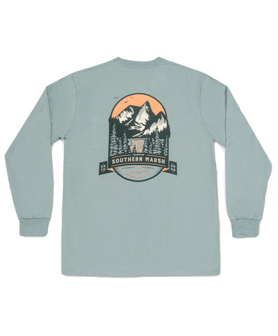 Southern Marsh - Mountain Pass Long Sleeve Tee