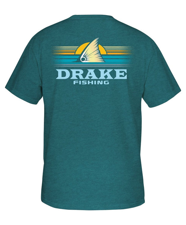 Drake - Fishing Sunset Tee