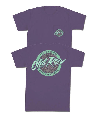 Old Row - Rad Chicks Pocket Tee - V2