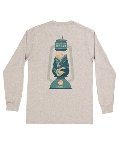 Southern Marsh - Altitude Long Sleeve Tee - Lantern