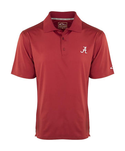 Drake - Alabama Perf Stretch Polo
