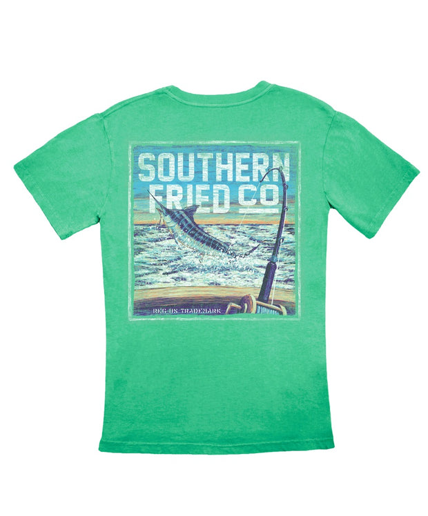 Southern Fried Cotton - This One Didn't Get Away Tee