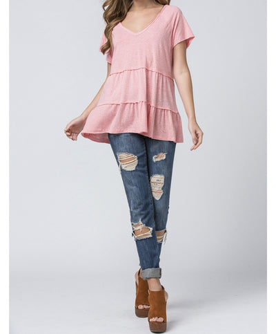 Peach Perfect Top