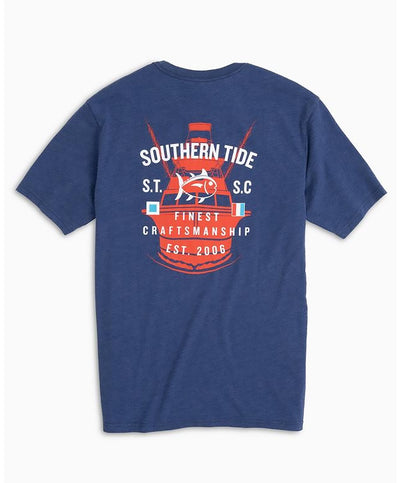 Southern Tide - Classic ST Boat Tee