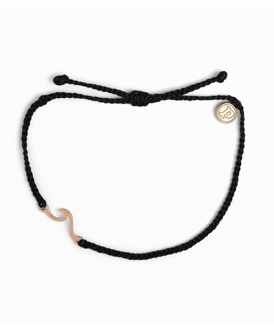 Pura Vida - Shoreline Anklet - Rose Gold