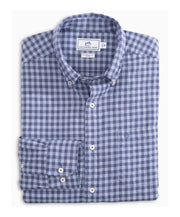 Southern Tide - Wharf Heather Gingham Sportshirt