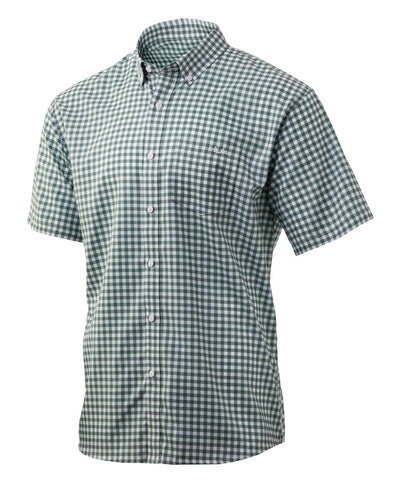 Huk - Teaser Gingham Short Sleeve Shirt