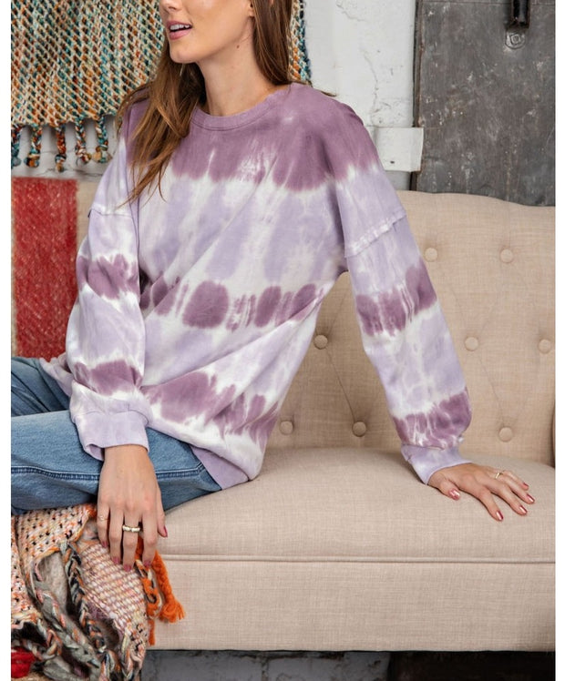 Brighter Days Ombre Pullover