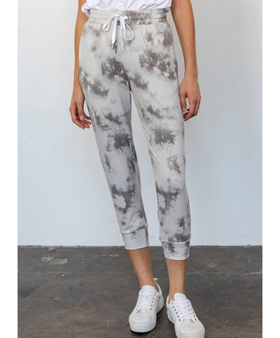 Weekend Relaxation Tie Dye Jogger