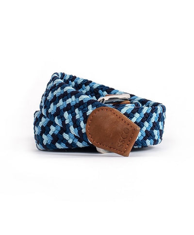 Southern Shirt Co - Stretch Corded Belt