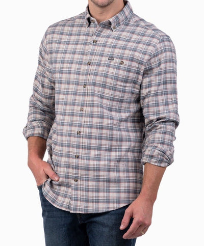 Southern Shirt Co - Richmond Heather Flannel Long Sleeve