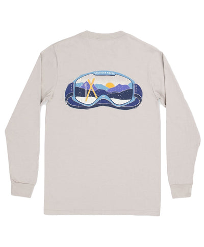 Southern Marsh - Altitude Long Sleeve Tee - Goggles
