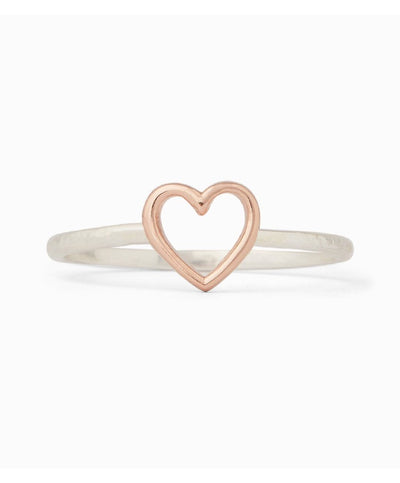 Pura Vida - Open Heart Ring