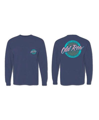 Old Row - Rad Chicks Fall Long Sleeve Pocket Tee
