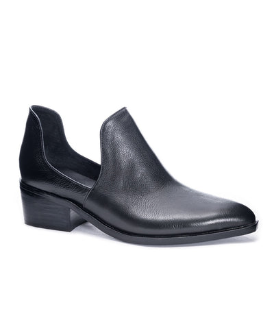 Chinese Laundry - Fortune Cow Leather Bootie