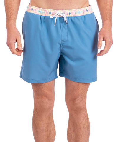 Southern Shirt Co - Playa Del Sol Swim Trunks