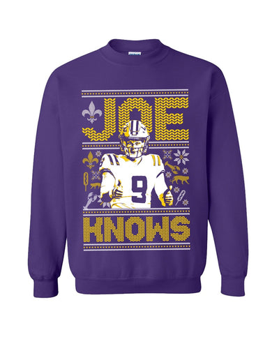 Old Row - Joe Knows Tacky Sweater