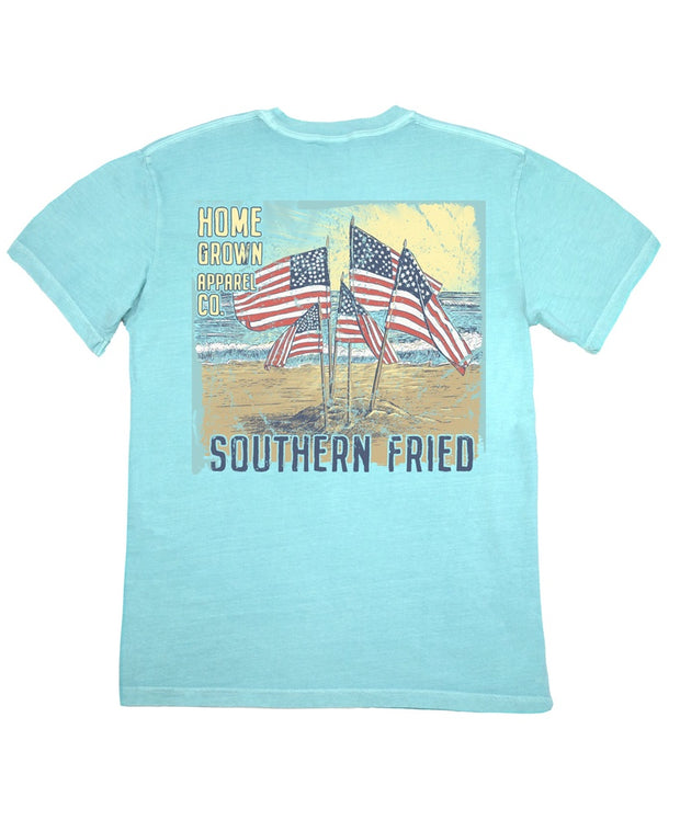 Southern Fried Cotton - Flying Free Tee