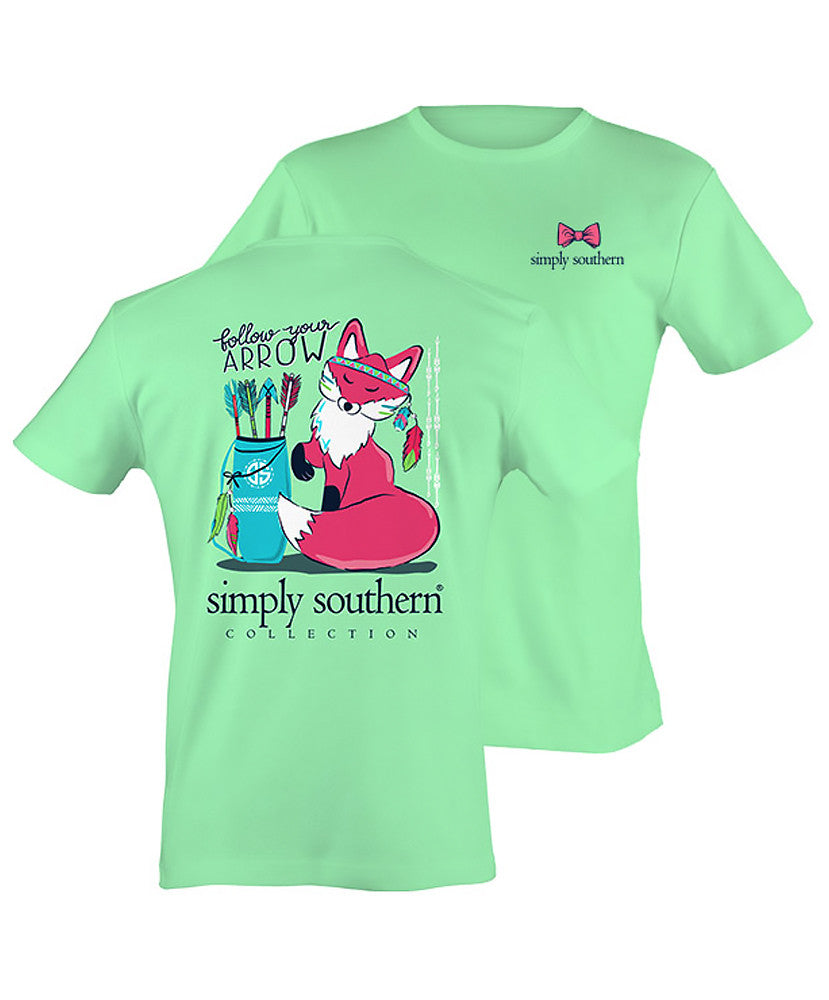 Simply Southern - Follow Your Arrow Tee