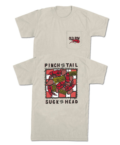 Old Row - Crawfish Pocket Tee