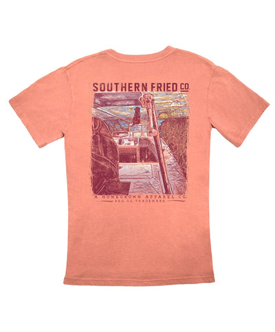 Southern Fried Cotton - Going In Tee
