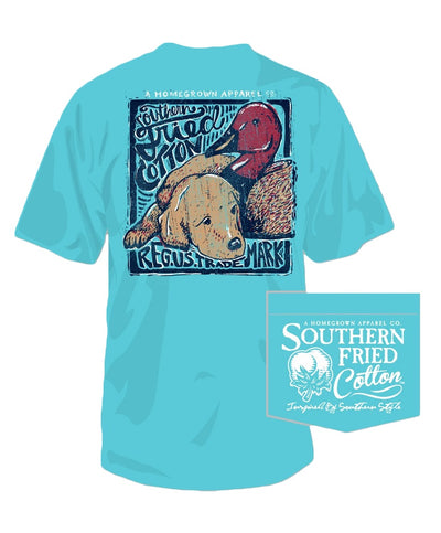 Southern Fried Cotton - Dog Tired Tee