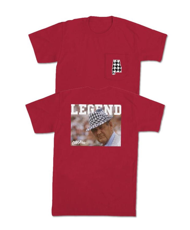 Old Row - The Houndstooth Legend Pocket Tee